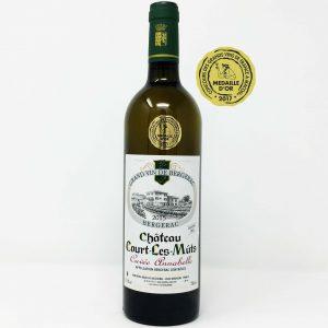 Bergerac, Chateau-Les-Muts, Blanc Sec, Cuvee Annabelle