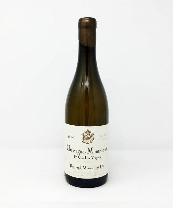 Bernard Moreau et Fils, Chassagne- Montrachet 1er Cru Les Vergers