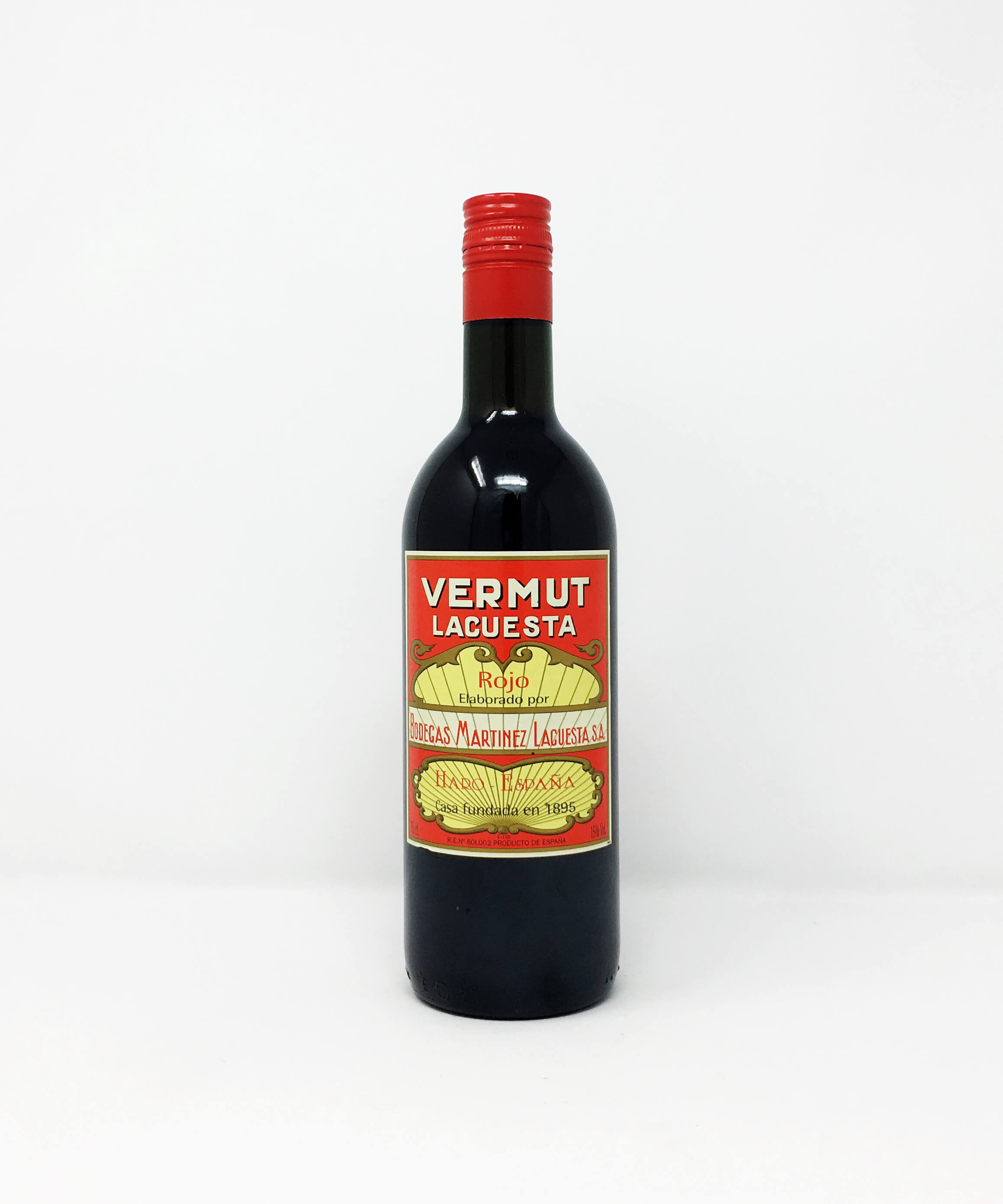 Bodegas Martinez Lacuesta, Vermut Rojo