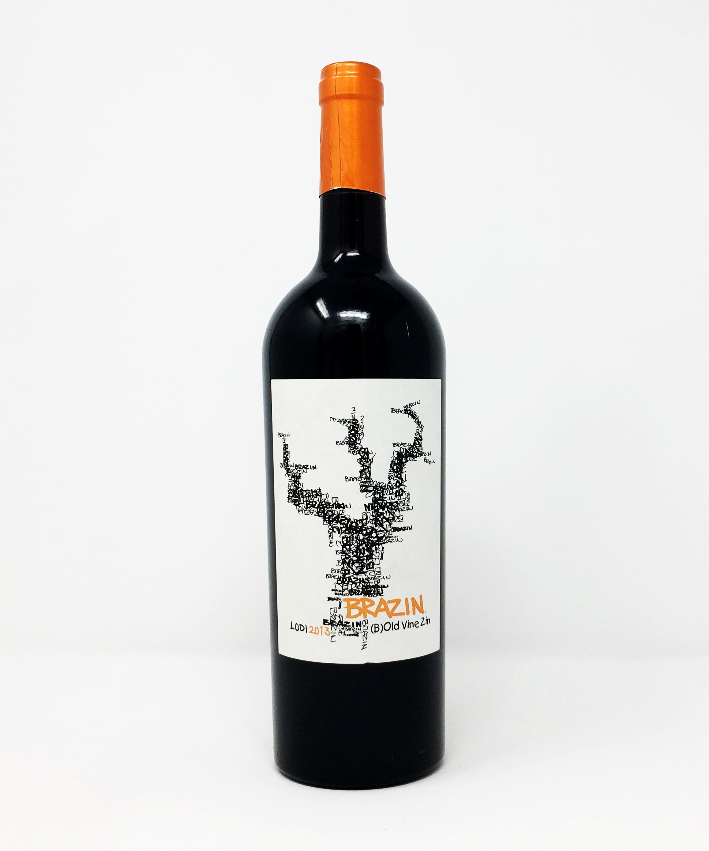 Brazin Old Vine, Zinfandel