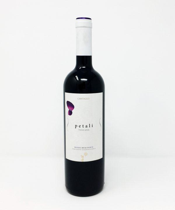 Cantalici, Petali, Rosso