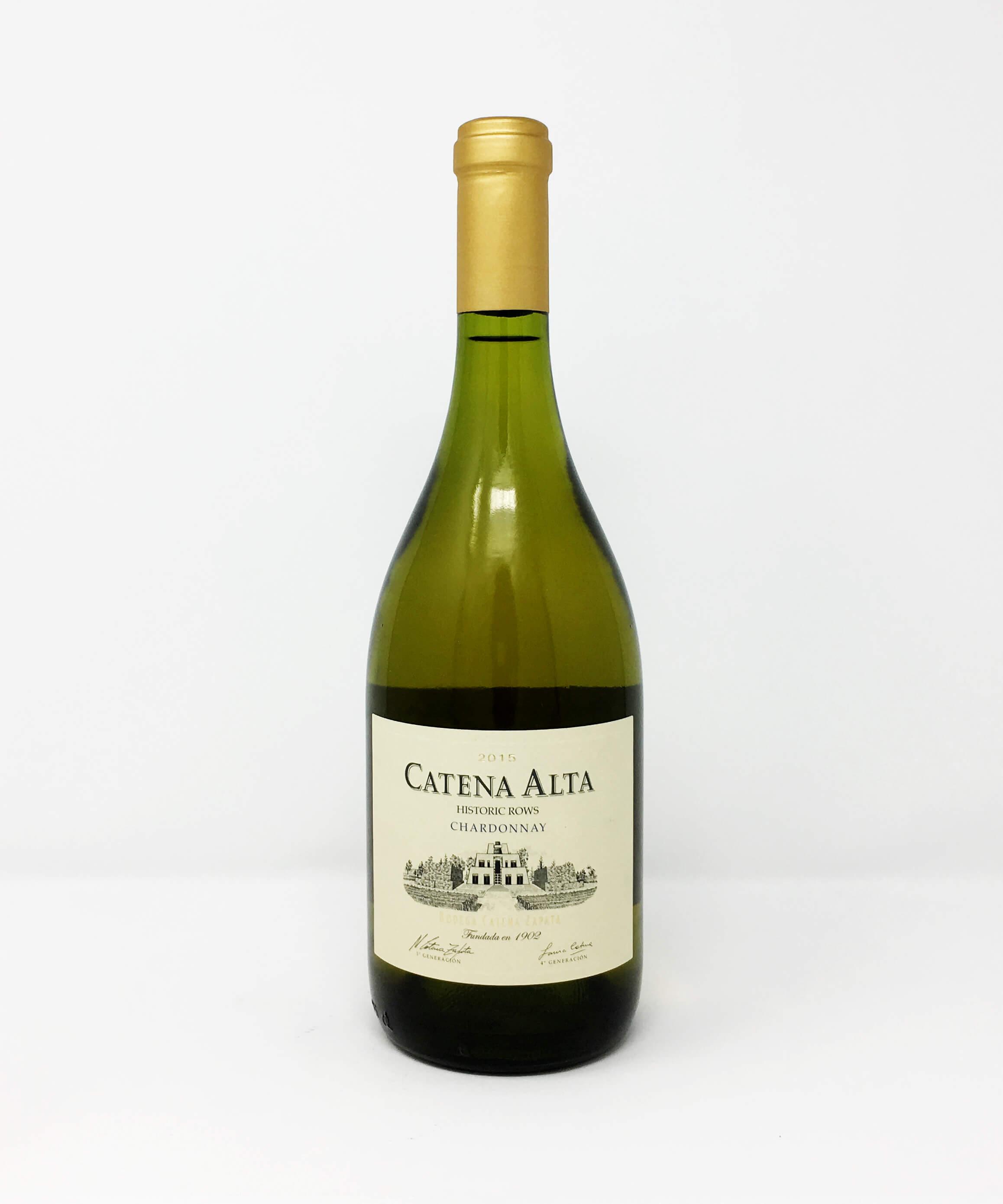Bodegas Catena, Catena Alta, Chardonnay