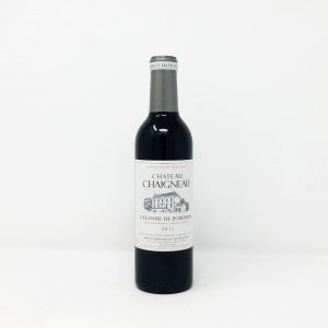 Chateau Chaigneau, HALF BOTTLE