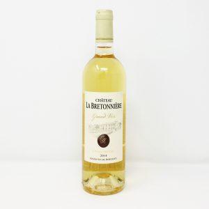 Chateau La Bretonniere, Gran Vin Blanc