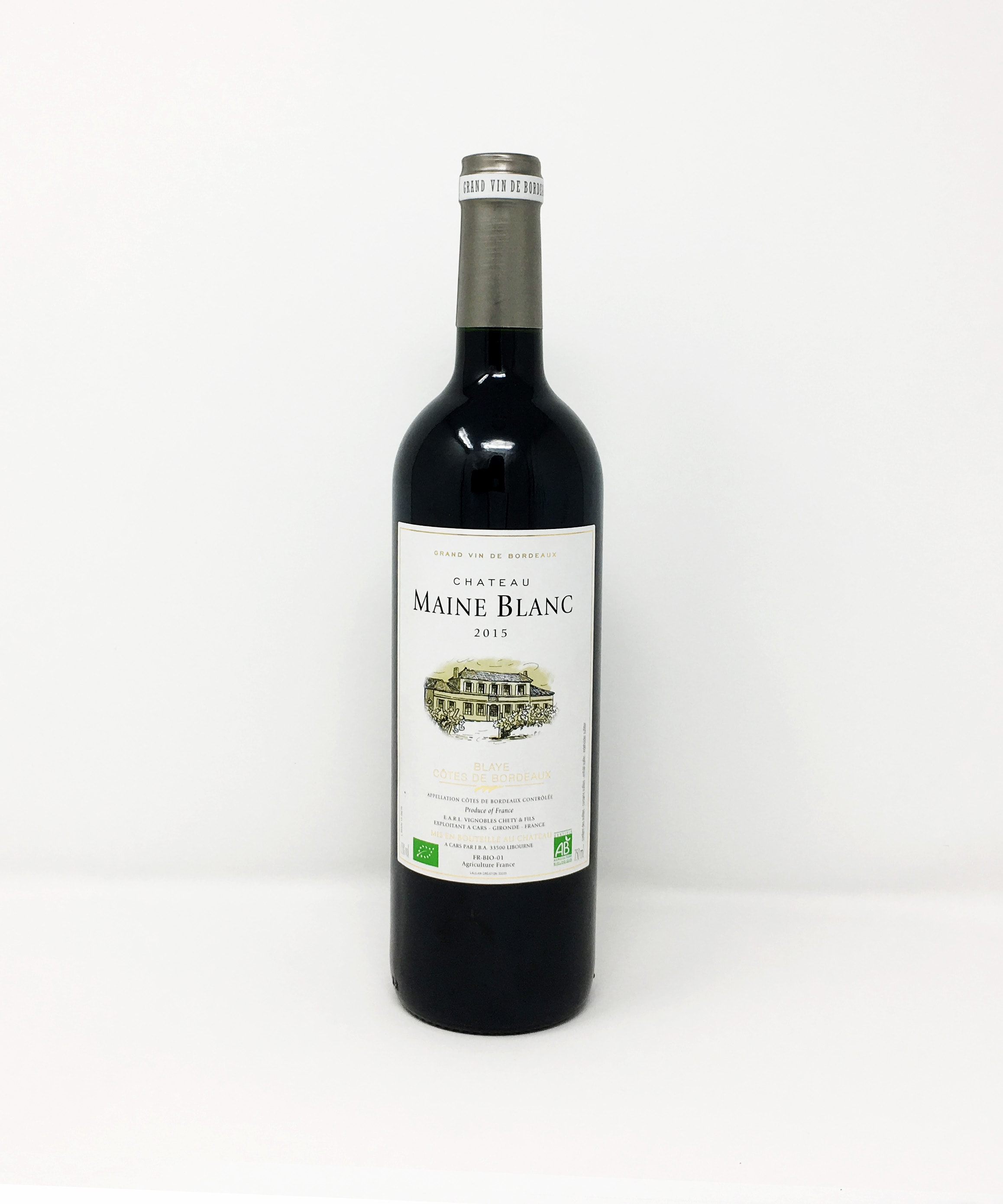 Chateau Maine Blanc