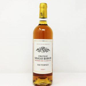 Chateau Rabaud – Promis, Sauternes