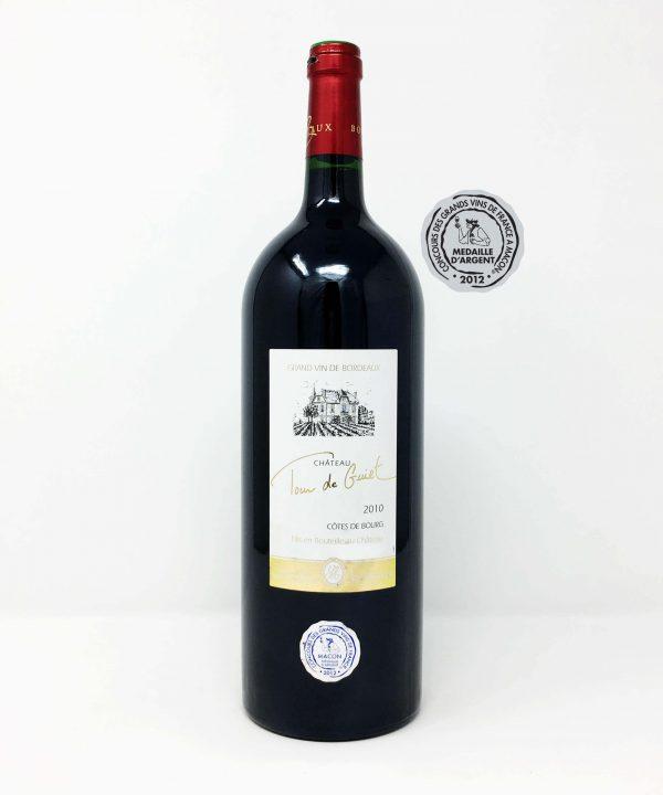Chateau Tour de Guiet, Grand Vin De Bordeaux MAGNUM