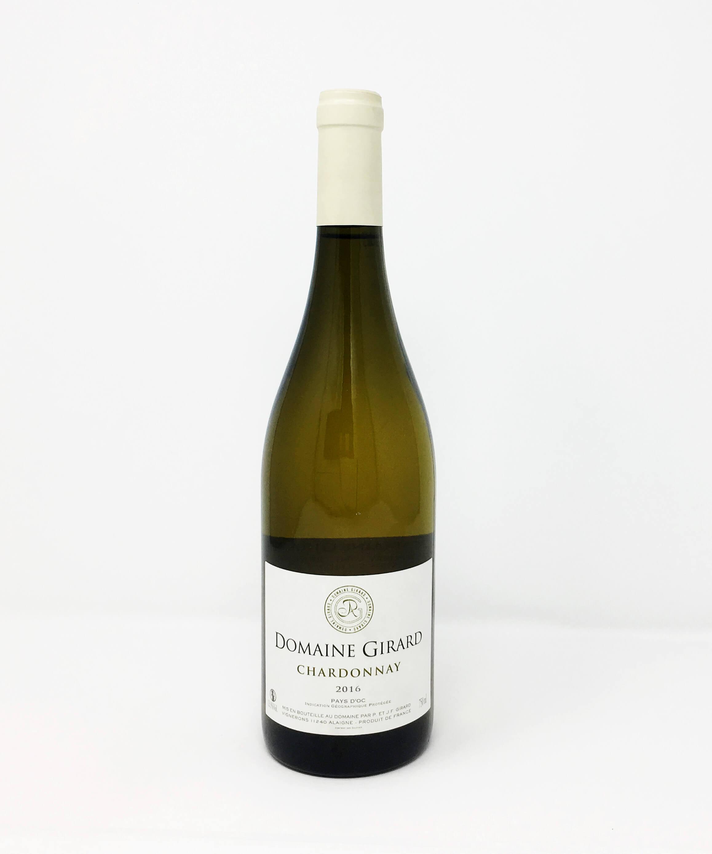 Domaine Girard, Chardonnay, Classique