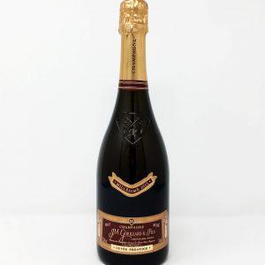JM. Gobillard & Fils, Cuvee Prestige Rose, Millesime 2013