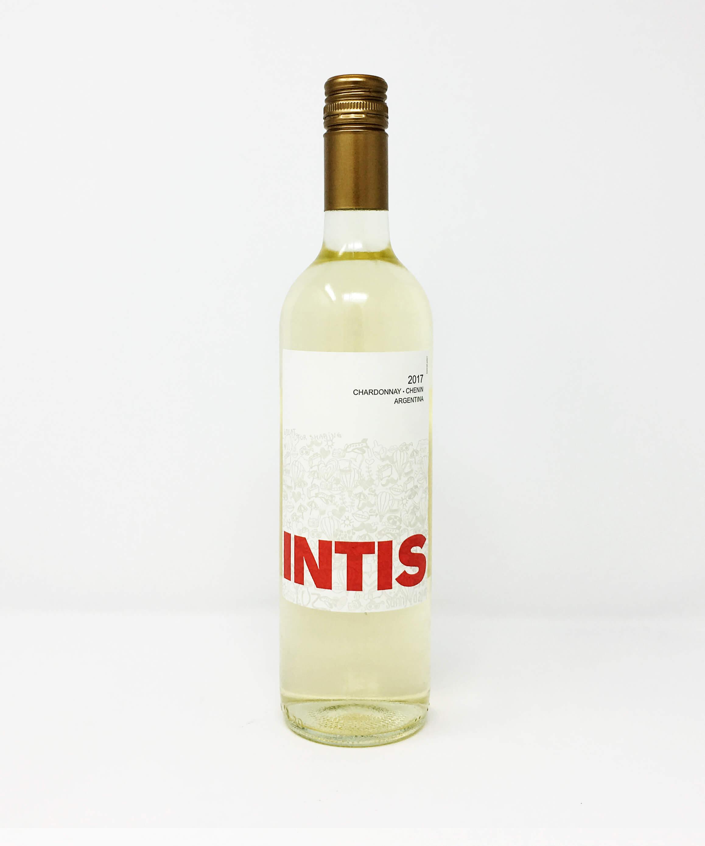 Intis, Chardonnay-Chenin Blanc