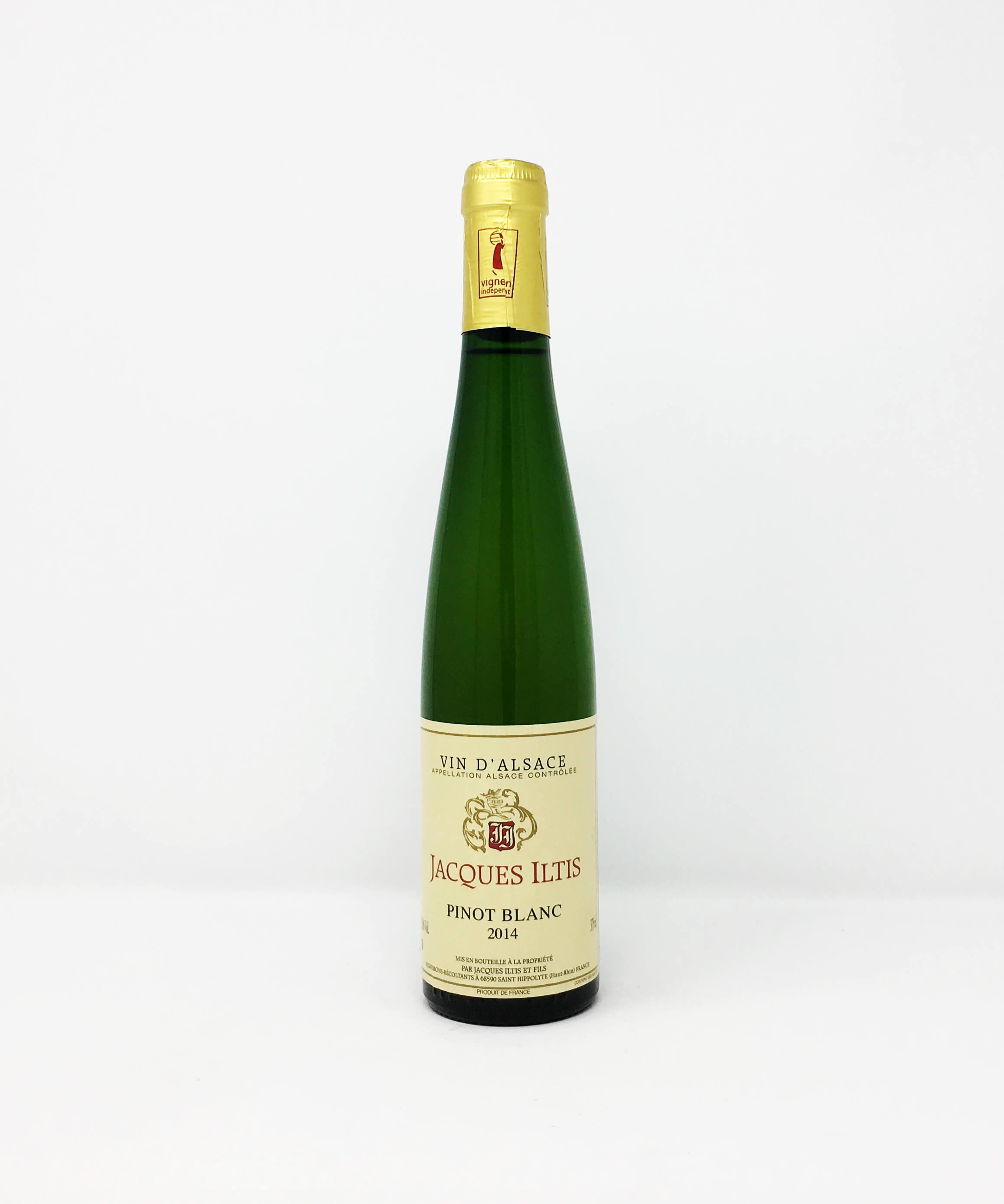 Jacques Iltis, Pinot Blanc HALF BOTTLE