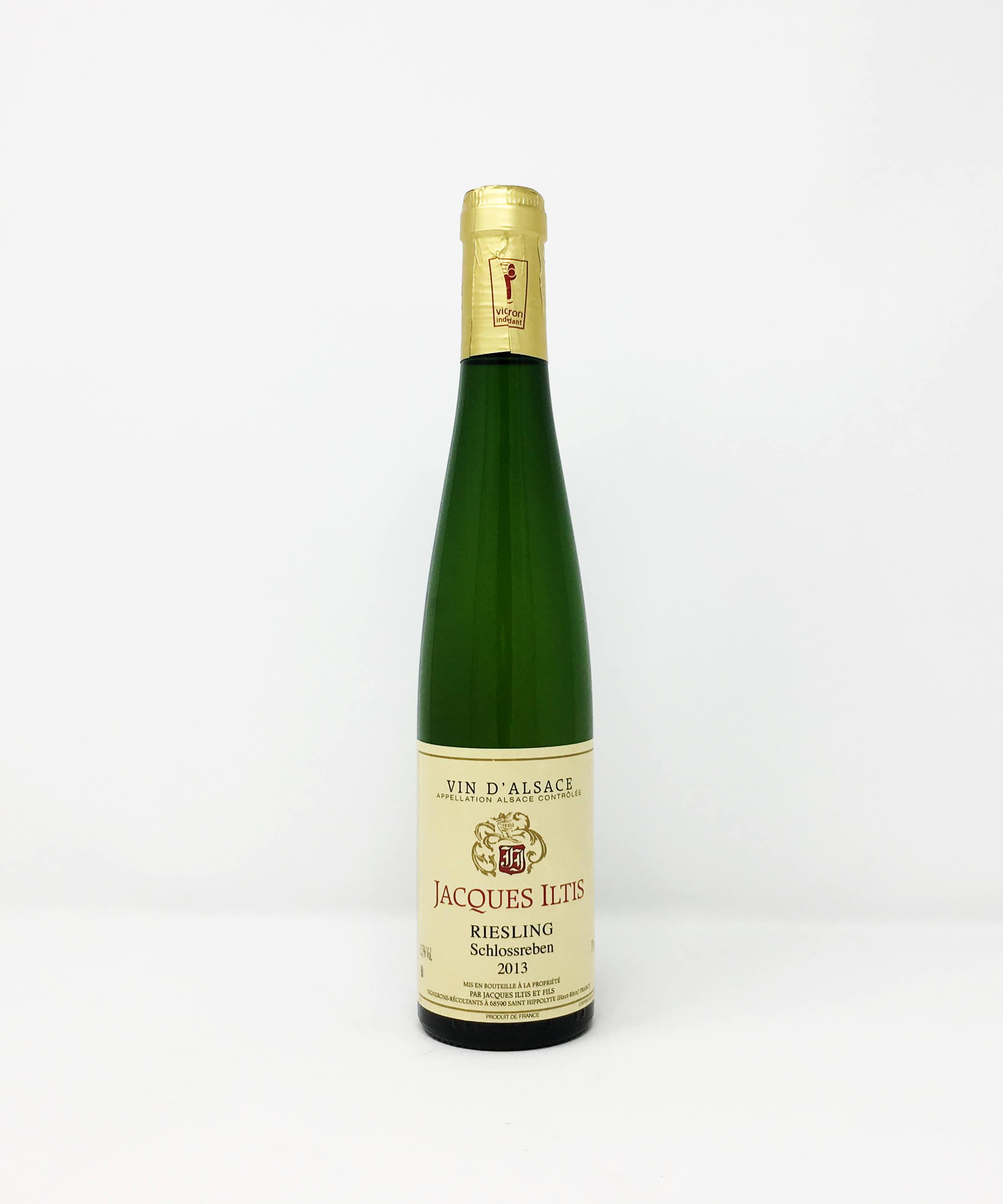 Jacques Iltis Riesling Schlossreben HALF BOTTLE