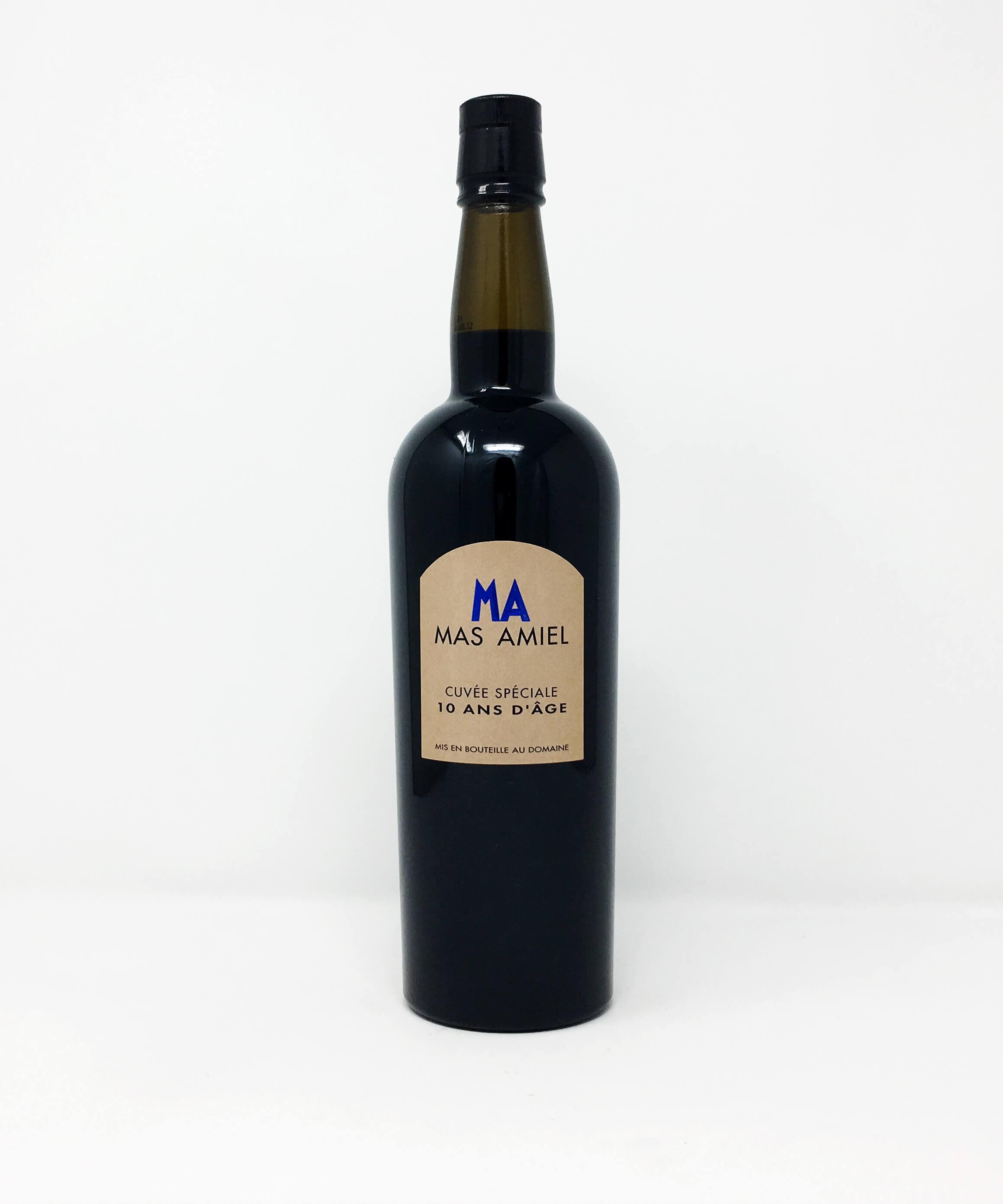 Mas Amiel, Cuvée Spéciale 10 Ans d'Âge, Vin Doux Naturel