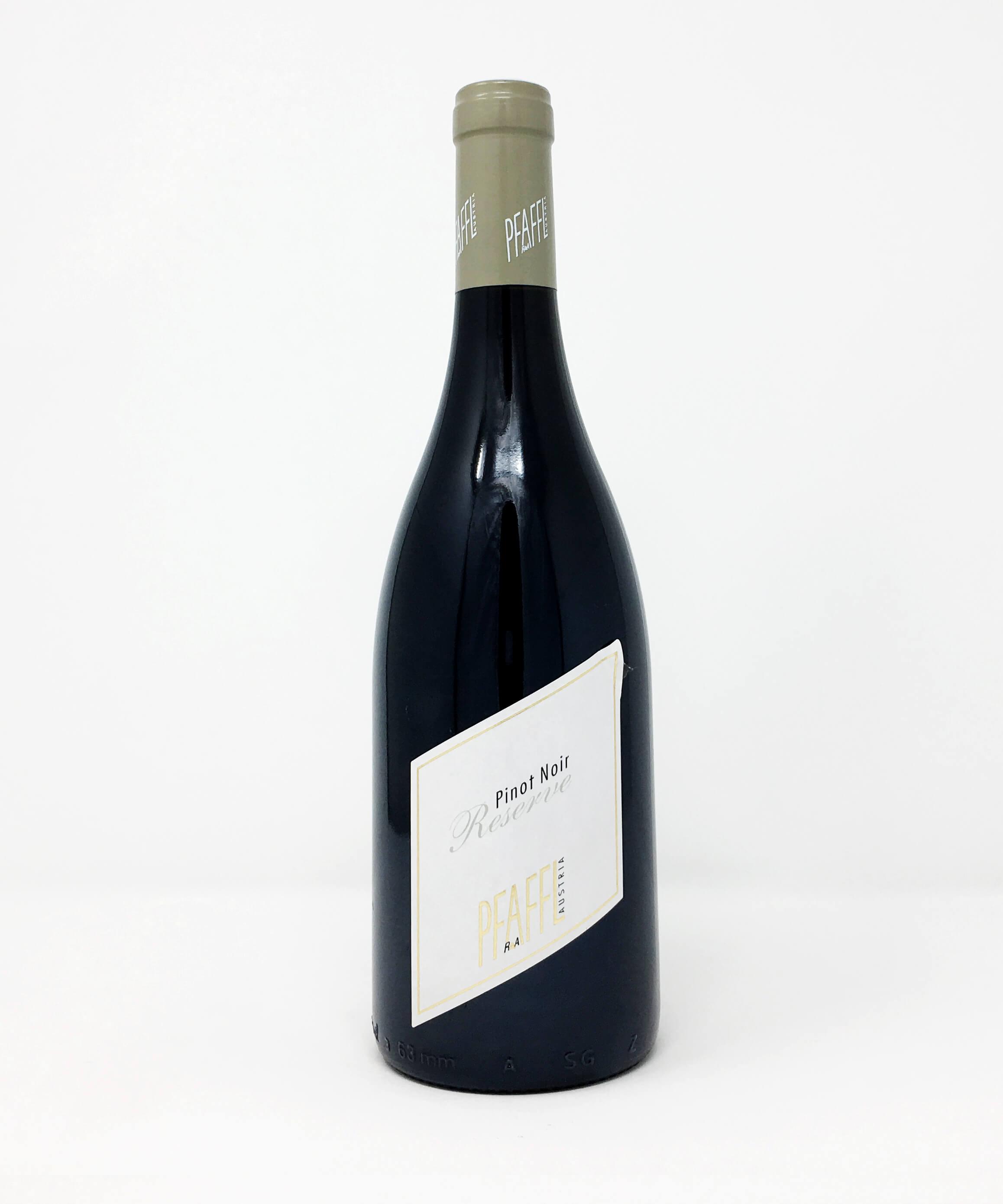Pffafl Pinot Noir Reserve