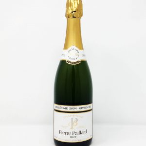 Pierre Paillard, Millesime 2004, Grand Cru