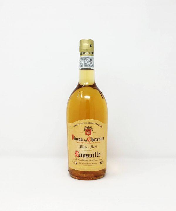 Pineau des Charentes, Roussille, Blanc-Dore