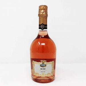 Ponte, La Fenice, Vino Spumante Rose, Extra Dry