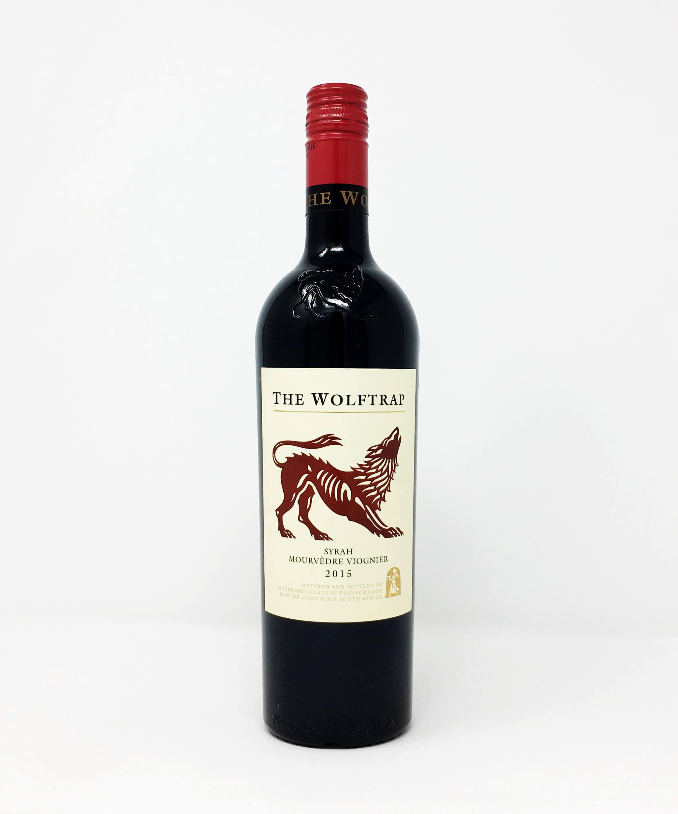 The Wolftrap Syrah-Mouvedre-Viognier