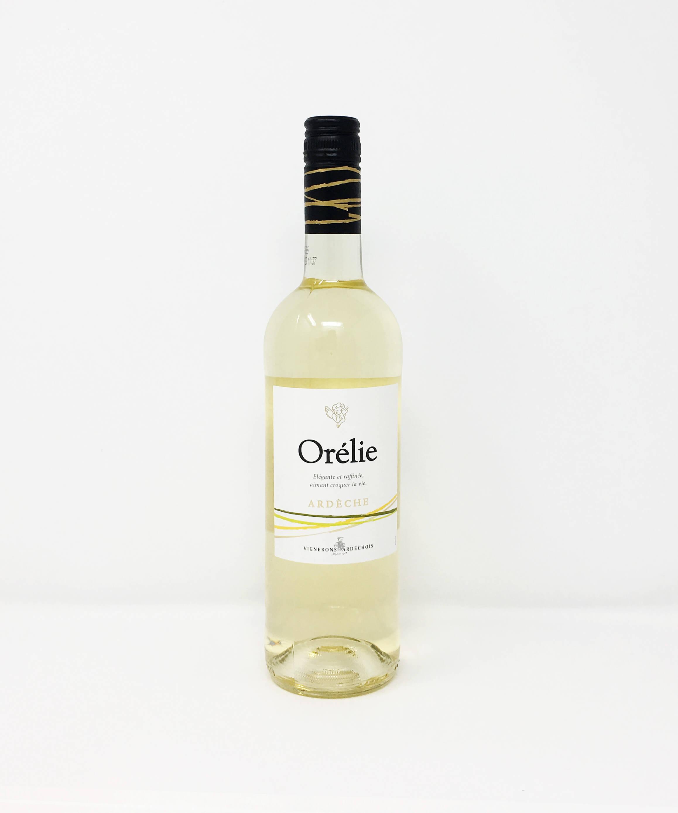 Vignerons Ardechois, Orelie, Blanc