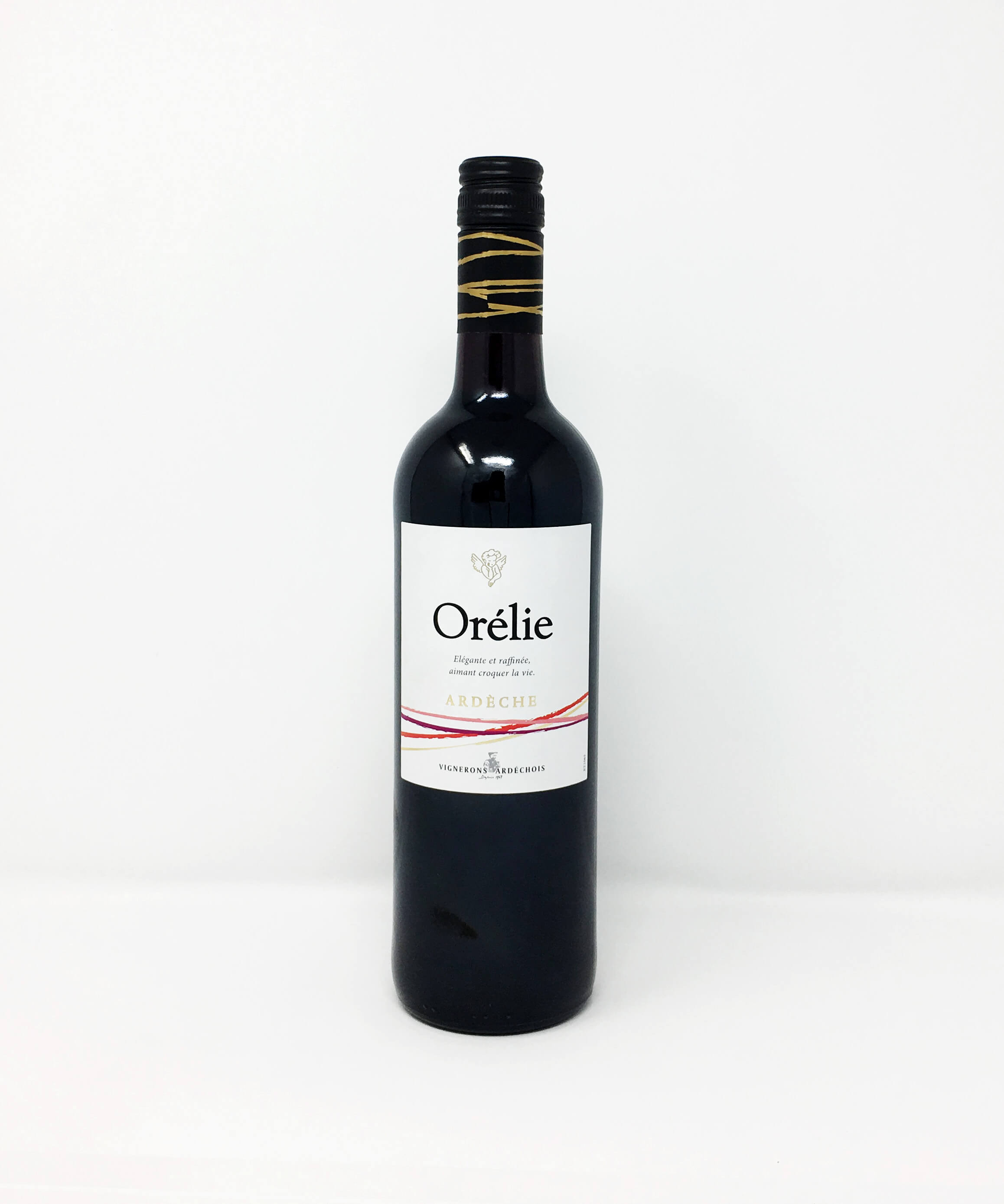 Vignerons Ardechois, Orelie, Rouge