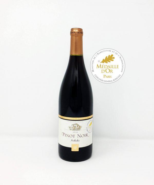 Vignerons Ardechois, Pinot Noir