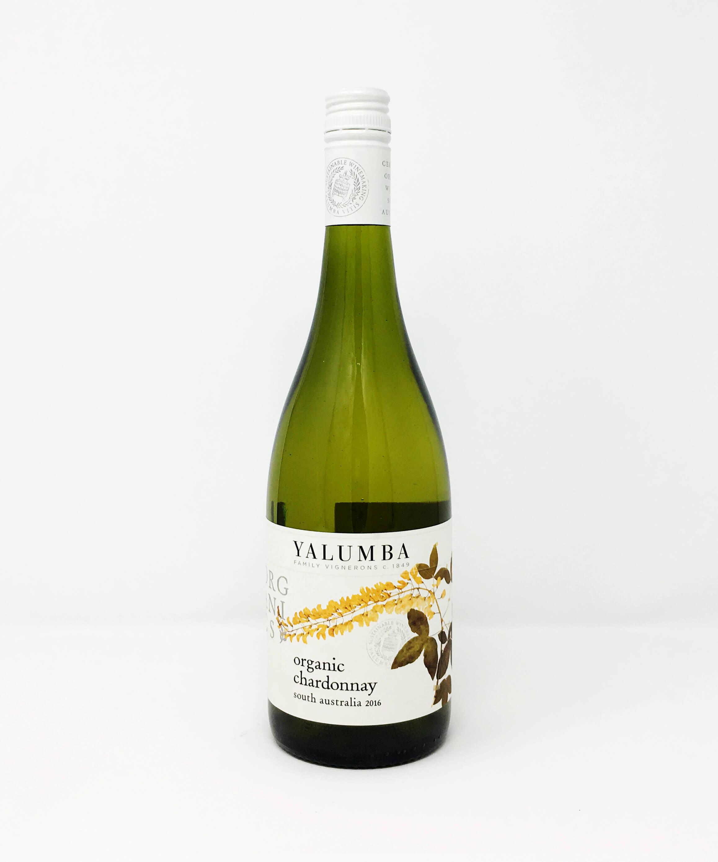 Yalumba, Organic Chardonnay