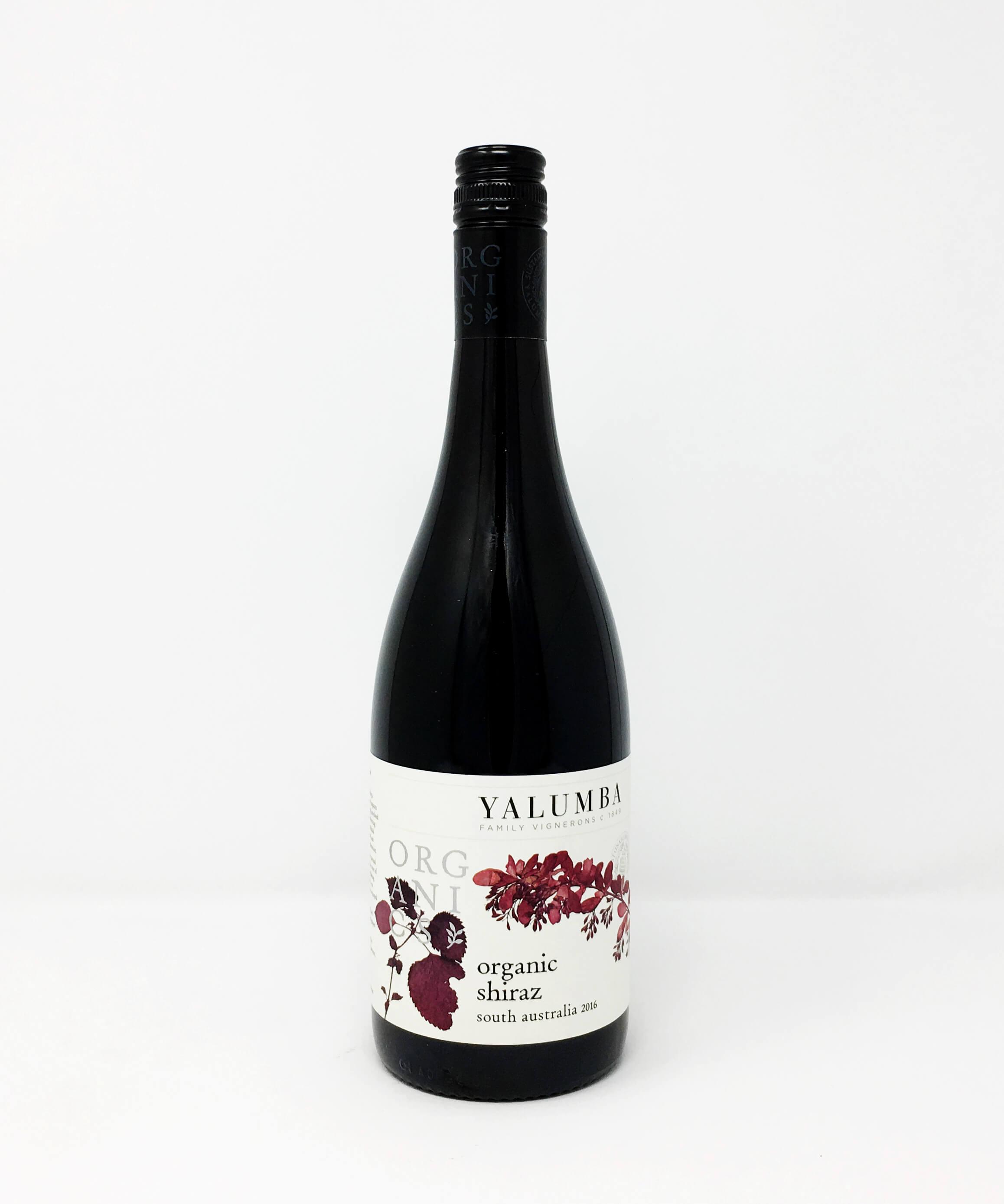 Yalumba, Organic, Shiraz