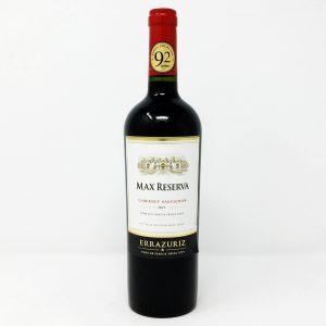 Errazuriz, Max Reserva, Cabernet Sauvignon