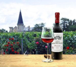 Bordeaux red wine