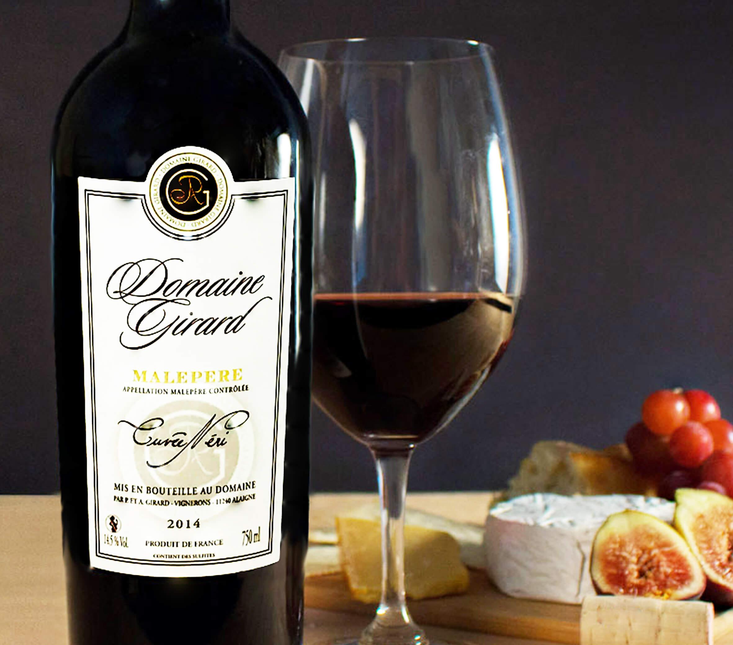 Red Cuvee wines