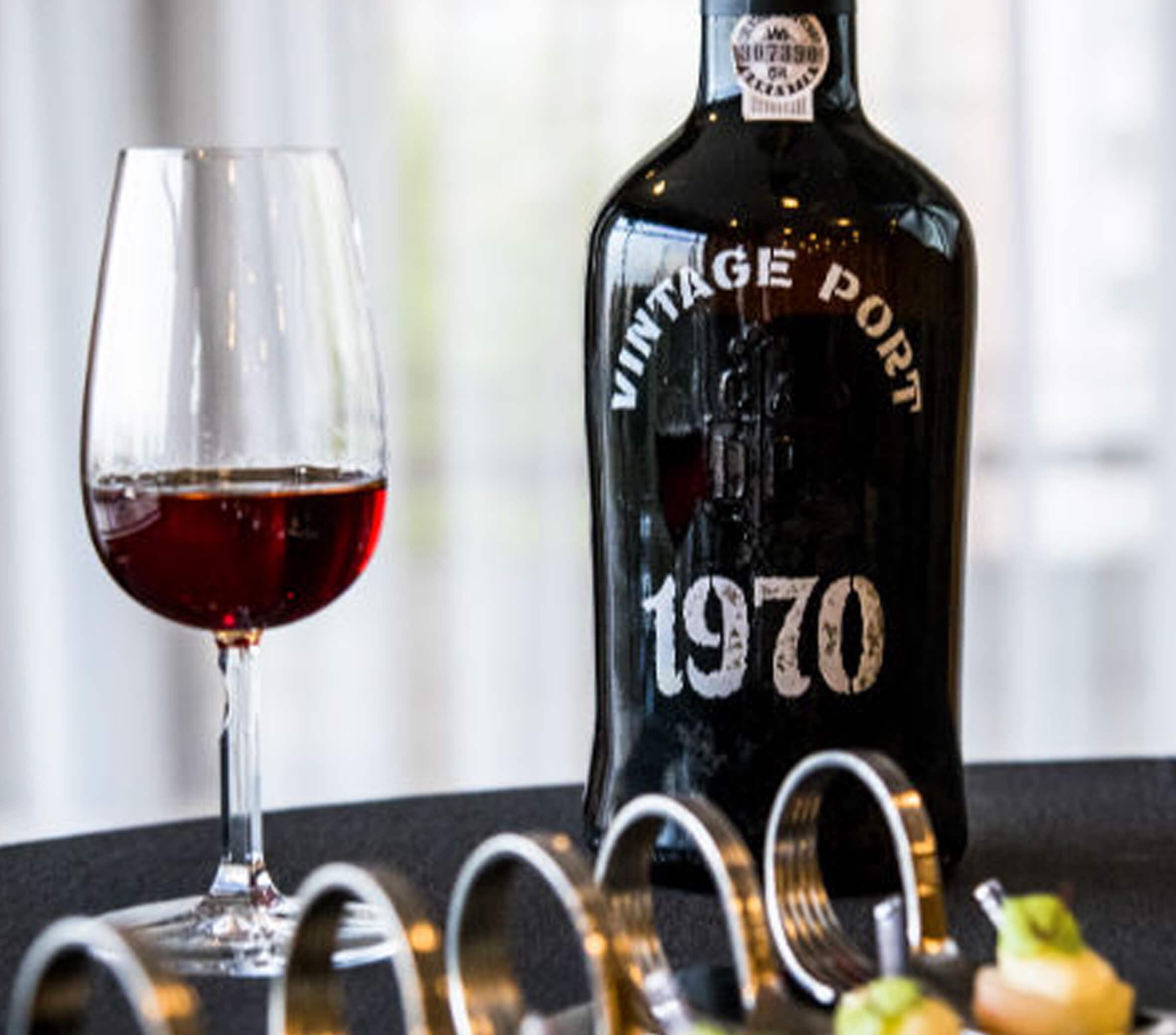 Porto quality red wines