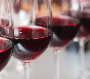 Semi dry red wines