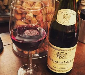 Best red wine from burgundy