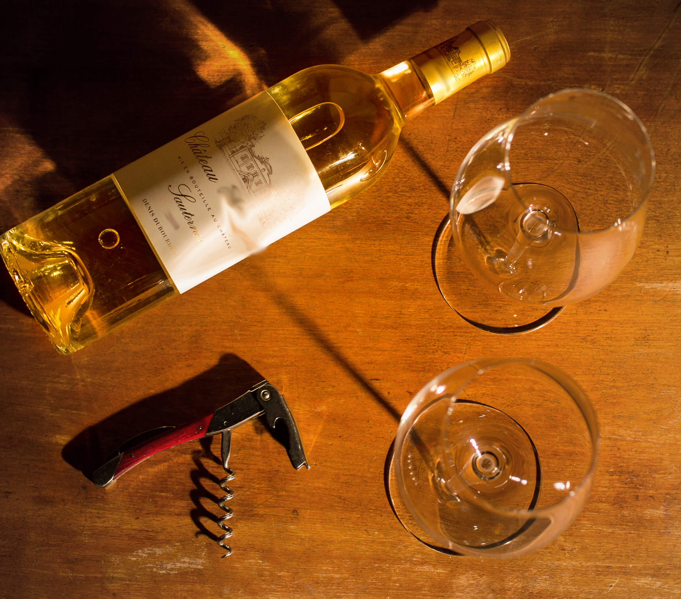 Saturnes or botryzied wines are special white wines