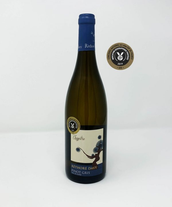 Rethore Davy, Chapitre, Pinot Gris