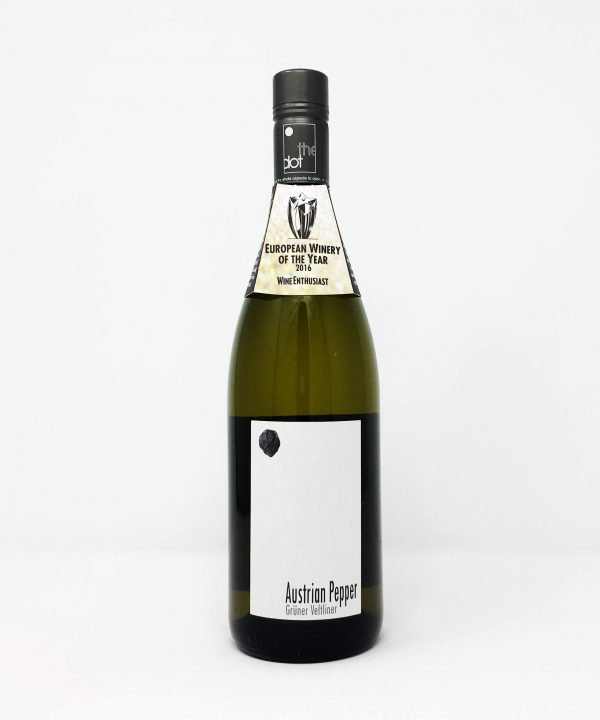 The Dot, Austrian Pepper Gruner Veltliner
