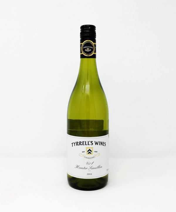 Tyrrell's Wines, Vat 1, Hunter Semillon