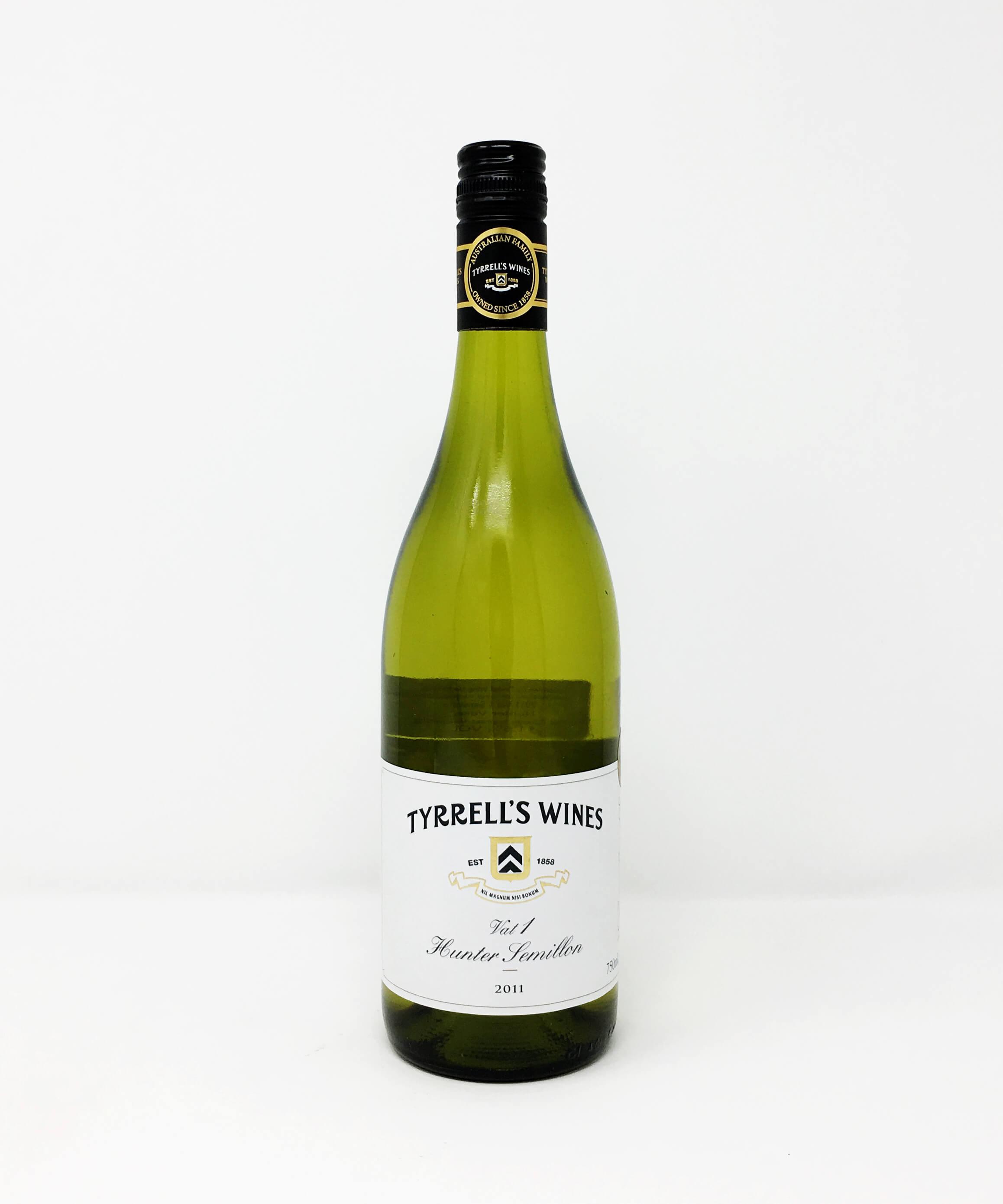 Tyrrell's Wines, Vat 1, Hunter Semillon