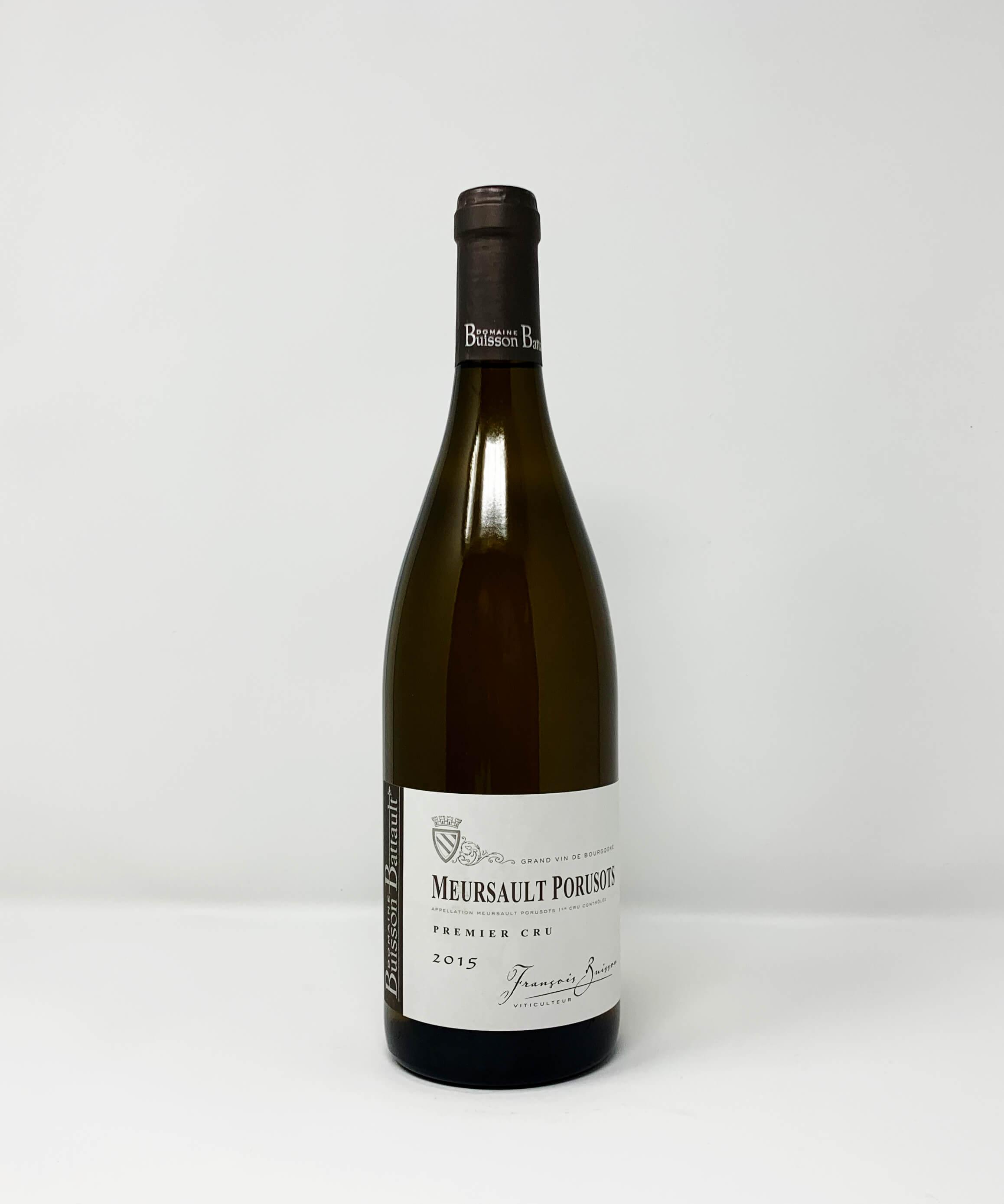 Francois Buisson, Meursault, Porusots