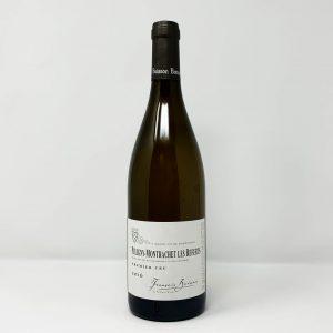 Francois Buisson, Puligny-Montrachet Les Referts