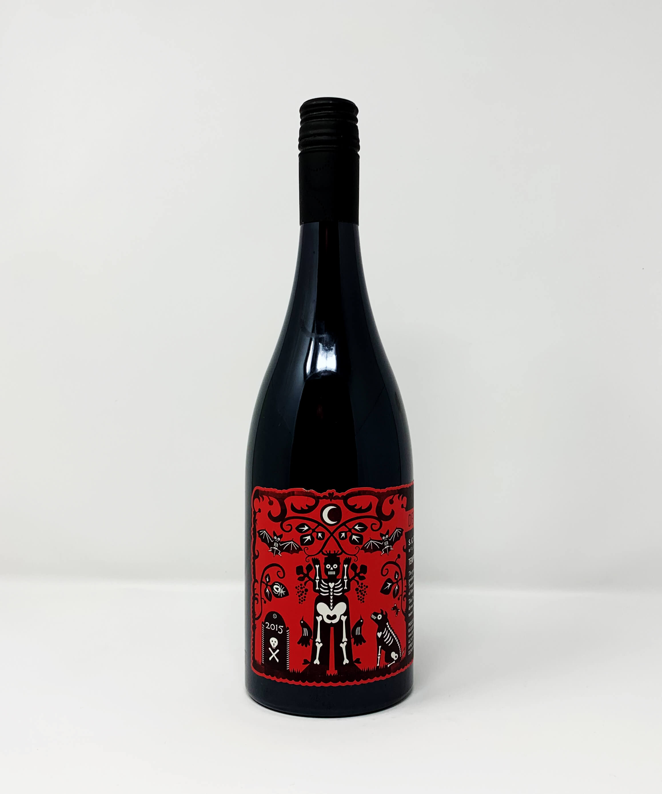 S.C. Pannell Dead End Tempranillo