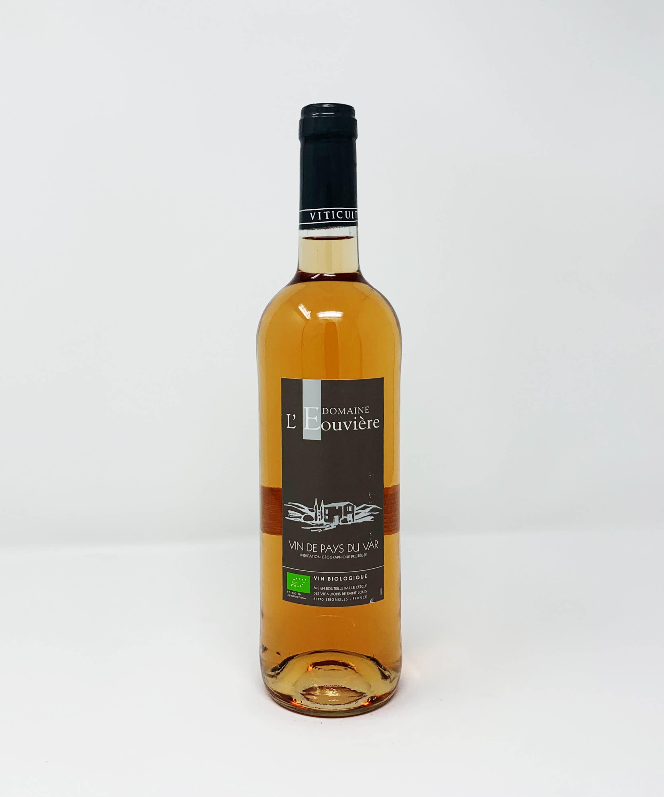 Domaine L'Eouvière Rosé Vin de Pays Var