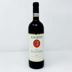 Mamete Prevostini, Albareda, Sforzato di Valtellina
