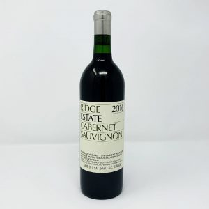 Ridge Cabernet Sauvignon