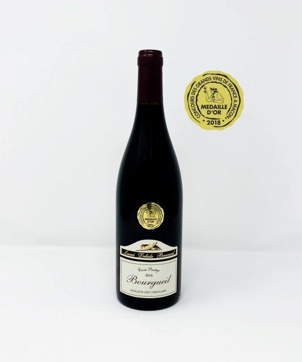 Domaine Des Chaisnes Cuvee Prestige Bourgueil 2016