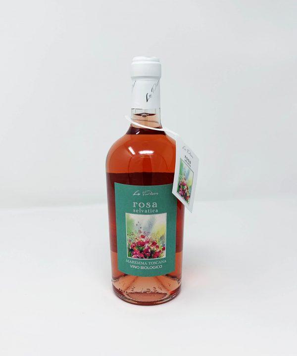 La Pieve Rosa Selvatica, Vino Biologico
