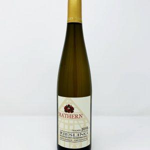 Mathern Riesling Niederhauser Hermannshohle